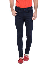Ultra Slim Low Rise Tight Fit Jeans, 32, ink blue