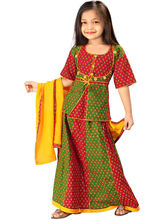 Little India Rajasthani Traditional wear for Girls, 22, design4