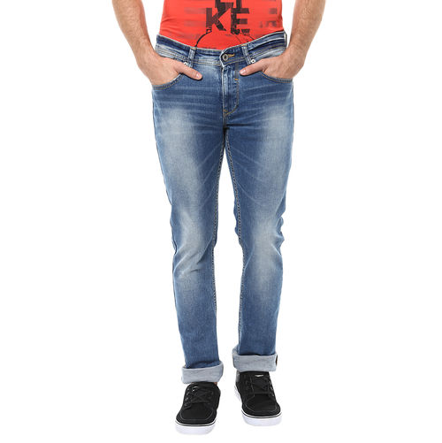 Skinny Low Rise Narrow Fit Jeans