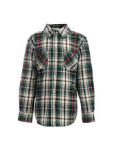 ShopperTree Check full Sleeves Shirt For Boys, multicolor, 9 10y