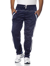 DS Polyester Men's Trackpant, navy blue, s