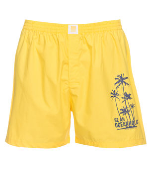 Boxers Shorts, s,  yellow
