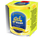 Areon Gel Car Air Freshener Car Perfume-Lemon (Yellow)