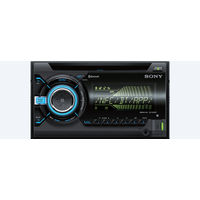 Sony CD Receiver with Bluetooth WX 900BT