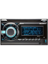 Sony Xplod WX-900BT CD / MP3 Player with USB and Bluetooth & sub woofer out