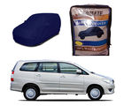 Carmate Car Body Cover Parachute Blue Toyota Innova, blue
