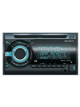 Sony WX 810UI In Car CD Player