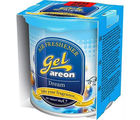 Areon Gel Car Air Freshener Car Perfume-Dream (Blue)