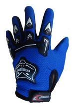 Knighthood Riding Gloves Size-XL (Blue)
