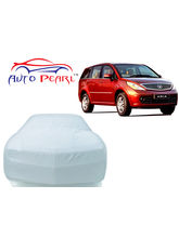 Auto Pearl Premium Matty Car Body Cover For Tata Aria, silver