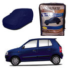 Carmate Car Body Cover Parachute Blue Hyundai Santro,  blue