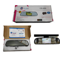 Bluei Rear View mirror screen with Camera