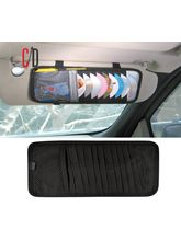 FloMaster-12 CD/DVD Sun Visor Holder, black