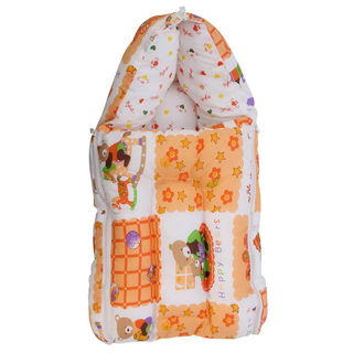 Luk Luck Baby Sleepingbag, orange