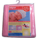 Babyrose Waterproof Baby Sleeping Mat - Medium, pink, medium