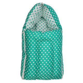 Luk Luck Baby Sleepingbag, green