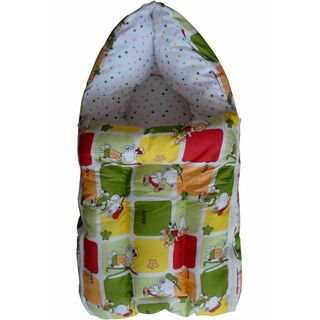 Luk Luck Baby Sleeping Bag, green