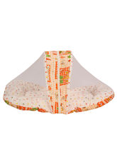 Luk Luck Baby 'S Mosquito Net Bed-Twinkle, orange