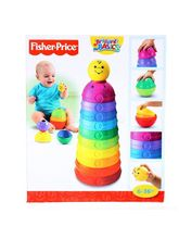 Fisher Price Stack N Roll Cups (W4472)