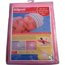 Babyrose Waterproof Baby Sleeping Mat - Large, pink, large