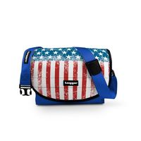 Tagger Urban Electro Laptop Backpack For Unisex, blue