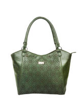 Peperone Hand Bag (1109), green