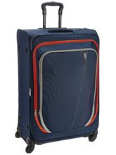 Skybags Polyester 76 Cms Suitcase, blue