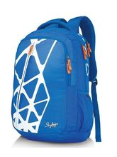 Skybags Geek 04 Laptop Backpack, blue