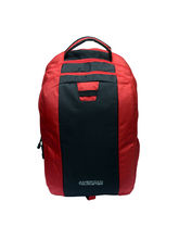 American Toruister Laptop Backpack Buzz 1, red