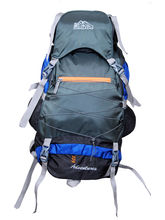 Himalayan Adventures Rucksack Hiking Backpack For Unisex, blue