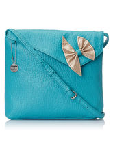Donna & Drew Baltic Sling Bag (5009), blue