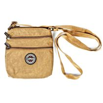 Travel Sling bag, beach brown