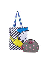 Be For Bag Exclusive Disney Set Of Charlie Tote & Kainoa Pouch, multicolor