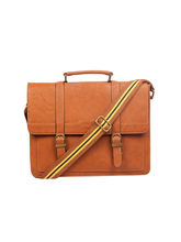 Lomond LM87 Laptop Bag For Men, tan