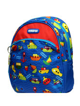American Tourister Tots Kids School Bag, blue