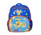 Sponge Bob School Backpack For Kids, blue