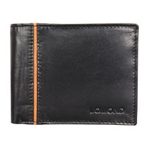 Lomond LM131 Bifold Wallet For Men,  black