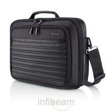 Pace Clamshell for 18 Inch Laptop, black