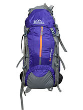 Himalayan Adventures Rucksack Hiking Backpack For Unisex, purple