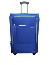 American Tourister Trolly Bag - 14W-0-01003, blue