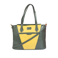Lomond LM99 Laptop Bag For Women, green and sap green