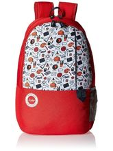 Skybags Mario 01 Backpack, red
