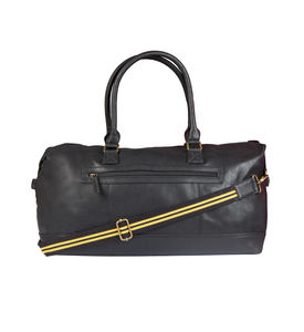 Lomond LM144 Travel Bag For Men,  black