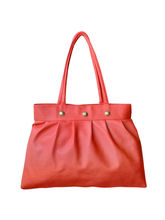 Bueva Stylish Handbag, red
