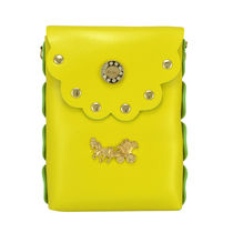 Bueva Stylish Sling Bag For Women, yellow