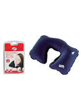 American Tourister Travel Pillow - Z19(0) 01009, blue