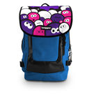 Tagger Urban Electro Laptop Backpack For Women, blue