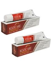WestCoast Kozicare Cream (Pack of 2) 15 Gms Each