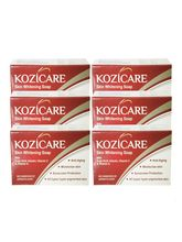West Coast Kozicare Skin Whitening Soap (Pack of 6)