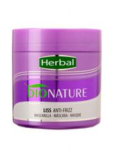 Herbal Bionature Liss Anti Frizz Hair Mask, 400ml